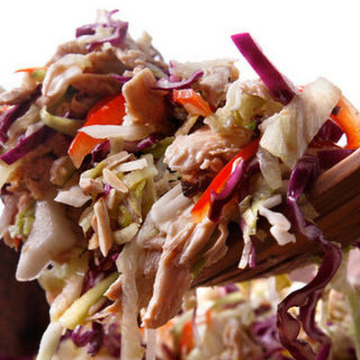Chinese-y Chicken Salad
