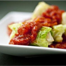 Slovak Stuffed Cabbage