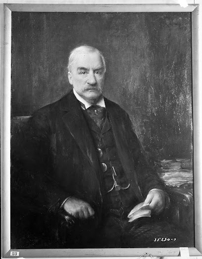 Trained as an international banker, J.P. Morgan traveled back and forth to Europe often. In the early years of his career he began buying manuscripts and books. His vast collection grew as he constantly crossed the Atlantic. Upon his father's death and inheritance, his literary collecting took a grandiose turn: he spent roughly $60 million on art during the last two decades of his life.