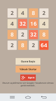 Screenshot of Sayı Oyunu 2048