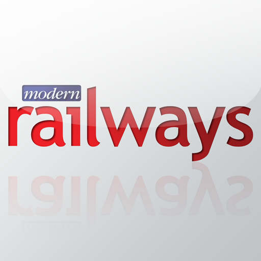 Modern Railways Magazine LOGO-APP點子