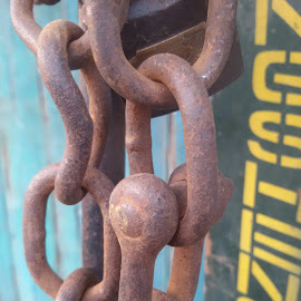 Security Chain by Shahed Arefeen - Artistic Objects Other Objects ( other objects, chain, secure, security, artistic objects )