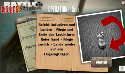 BATTLE KILLER STUKA 3D - screenshot