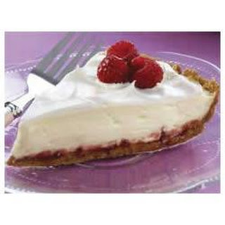Raspberry-Lemon Pie