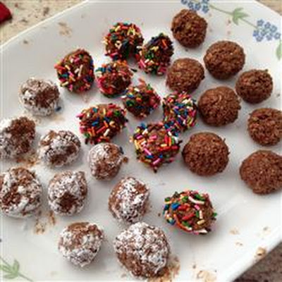 Chocolate Bombs