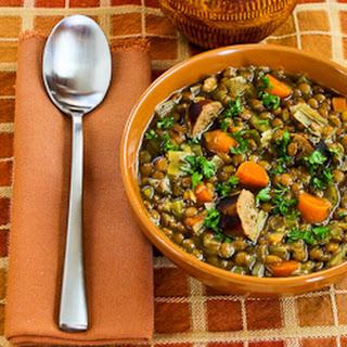 Lentil Stew Leeks Recipes