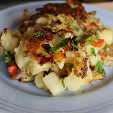 Crispy Potato Hash
