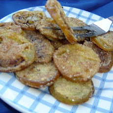 Granny's Fried Green Tomatoes
