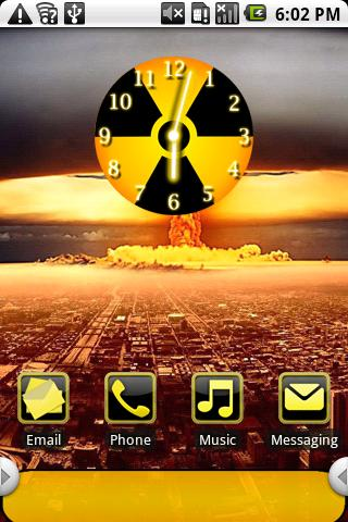 Atomic Bomb Theme HD