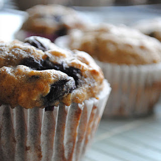 Banana Blueberry Crumb Muffins recipe – 174 calories