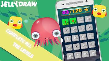 Screenshot of Jelly Draw