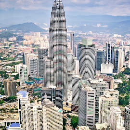 by Andy Teoh - Buildings & Architecture Office Buildings & Hotels ( klcc, atp, buildings, kuala lumpur, andyteoh photography )