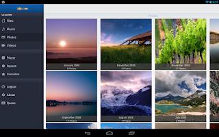 Screenshot of Tonido File Access Share Sync