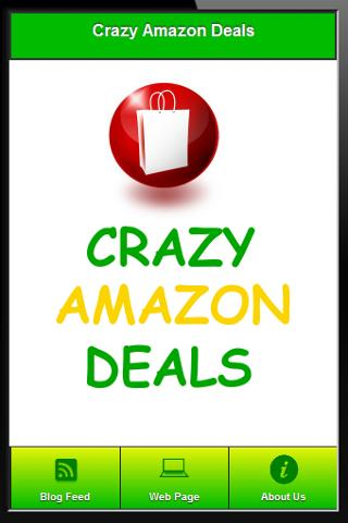 Crazy Amazon Deals