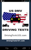 Screenshot of US DMV Driving Tests