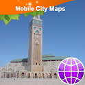 Casablanca Street Map icon
