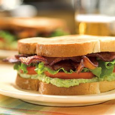 The Best BLTA Sandwich