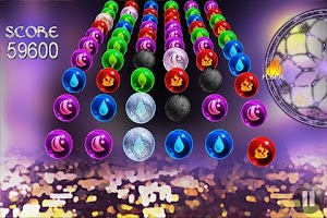 Screenshot of Aura Ball