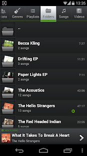 Playerpro Music Player Legacy   Android Apps On Google Play