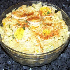 Perfectly Spicy Potato Salad