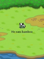 Screenshot of The Last Panda