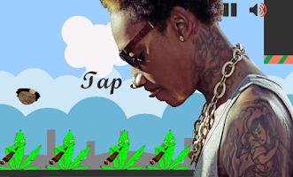 Screenshot of Wiz Khalifa Cool Game
