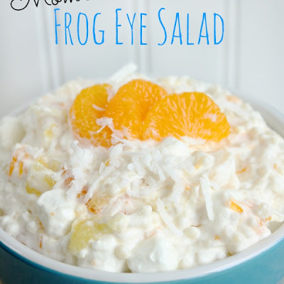 Mom's Frog Eye Salad