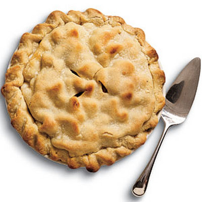 Cranberry-Apple Pie