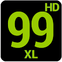 BN Pro RobotoXL HD Text icon