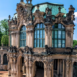 part by Jelena Brankovic - Buildings & Architecture Public & Historical ( germany, dresden )