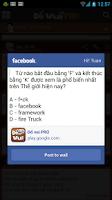Screenshot of Đố Vui PRO