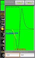 Screenshot of Mathex Scientific Calculator