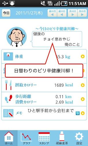 血圧おやじの健康帳