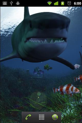 【免費娛樂App】鯊魚襲擊壁紙-APP點子
