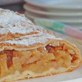 German Apple Strudel