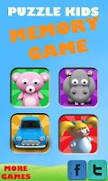 Screenshot of Puzzle Kids - Memory Game