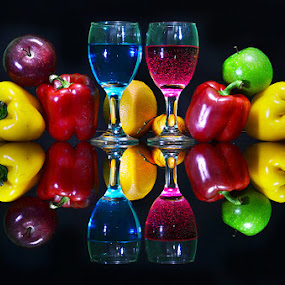 Fresh Drink And Fruits by Irwan Yosi - Food & Drink Fruits & Vegetables