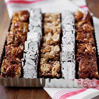 Praline-Pecan Brownies