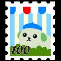 BatteryWidget StampMAME-SHIBA icon