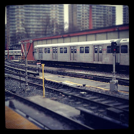 Davisville Subway Station by Juan Carlo Cruz - Instagram & Mobile Other (  )