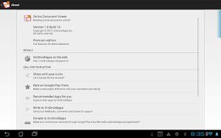 Screenshot of Online Document Viewer