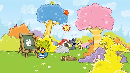 Woezel & Pip - In de Tovertuin - screenshot
