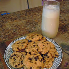 Chef Joey's Vegan Chocolate Chip Cookies
