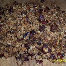 Cranberry, Pecan & Golden Raisin Granola