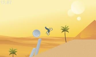 Screenshot of Moto Mania HD Dirt Bike Racing
