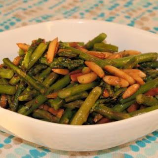 Asparagus Almonds Recipes
