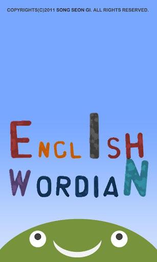 英語 wordian