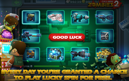 Call of Mini Zombies 2 - screenshot