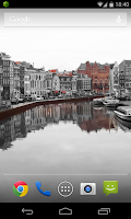 Screenshot of Amsterdam Wallpaper