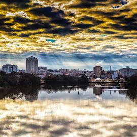 Montgomery, Alabama by Ron Potts - City,  Street & Park  Historic Districts ( skyline, montgomery, scenery, alabama, city )
